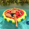 Giant Watermelon Inflatable Swimming Floater