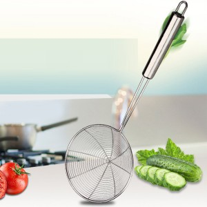 Quality Food Sieve / Strainer Spoon - Stainless Steel