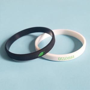 Silicon High Quality Wrist Band - Abbozzo