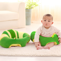 Baby Back Support Soft Cushion Seat - Green