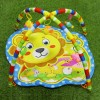 Lion Prints Colorful Baby Playing Floor Mat