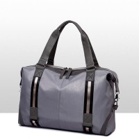 Leisure Fitness Large-capacity Leisure Shoulder Bag - Gray