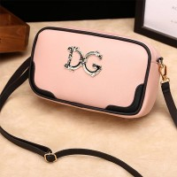 Printed Women Casual Phone Coins Messenger Bags - Pink