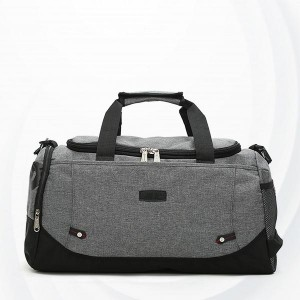 Multi Pockets Large Capacity Travel Bags - Grey