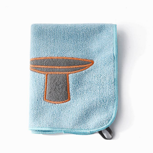 Thick Absorbent Kitchen Cleaning Hand Towel - Blue