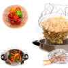 Stainless Steel Kitchen Sieve Basket With Handle