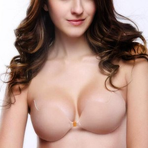 Push Up Nylon Apricot Hot State-seamless Bra