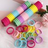 Multicolor Quality Hair Groom Styling Bands Set