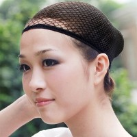 Hair Protection Durable Hair Holder Net - Black