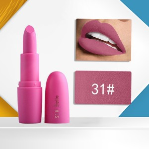 Lip Care Water Resistant High Quality Lipstick - Code 31