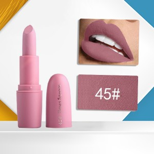 Lip Care Water Resistant High Quality Lipstick - Code 45