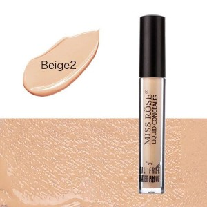 High Quality Fine Shadow Liquid Face Concealer - Beige 2