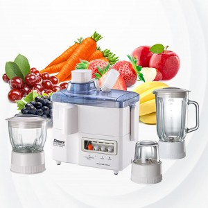 Nutritive Natural Juice Extractor With Food Blender