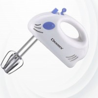 7 Speed Quick and Fast Electric Hand Mixer - White