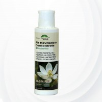 120ml Air Revitalizer Purifier Large Bottle Jasmine Drops - White
