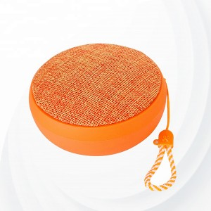 Bluetooth Rechargeable Picnic Good Quality speaker - Orange