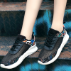 Summer Net Shoes Breathable Casual Sports Sneakers Black